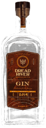 Dread River Gin Transparent