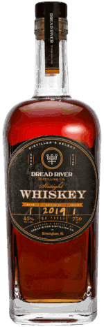 Dread River Whiskey Transparent