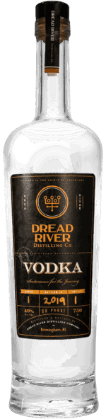 Dread River Vodka Transparent